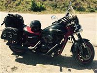 Kawasaki Vulcan Mean Streak Special edition1600cc