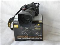 Trupi Nikon D5500
