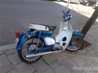 1991 Honda C50