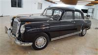 Mercedes Ponton 220 S 1956