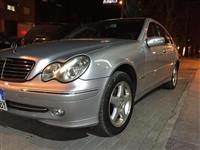 Mercedes C-klass 220 CDI