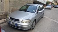 Opel Astra benzin+gaz