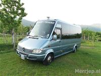 mercedes sprinter 416 viti 2001 21+1 vende
