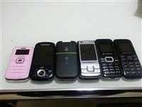 6 telefona