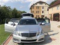 Mercedes E 220 CDI blueEfficiency Facelift nga����