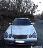 Mercedes E 220 dizel -avangard AUTOMAT VP 2001  ..