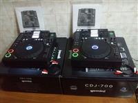 Gemini CDJ 700 Media Player MP3