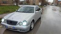 Mercedes E 220 cdi shitet e mundesi nderrimi