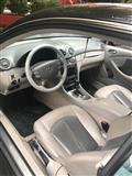 Mercedes benz clk270 cdi