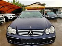 Mercedes-Benz CLK 2.4Benzine + GAZ viti 2006