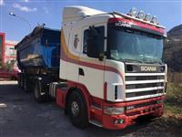 OKAZION: Shitet trajler Scania ne gjendje perfekte
