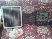 Pllaka diellore Bashk me aparatin