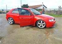 Audi S3 224 HP Benzine-Gaz