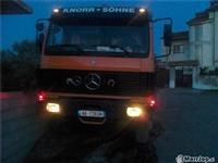 Kamion Mercedes-benz 26-29 3-akse 6x6