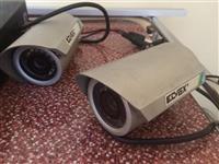 Dvr me dy kamera infratkuqe per naten