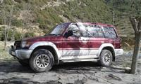 Mitsubishi Pajero 2.5 turbo intercoler -93