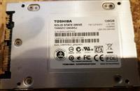 SSD128GB TOSHIBA