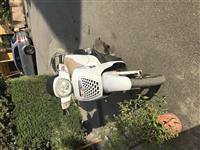 Aprilia scarabeo 125cc 4T ineksjon  2010 21000 km