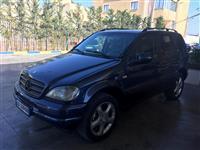 Mercedes ML270 nafte shitet & nderrohet