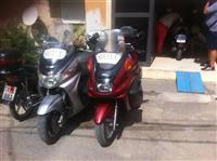 Shes motorr Suzuki Burgman
