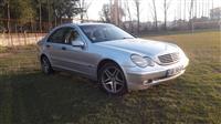 Mercedes benz c class 200 kompressor