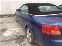 Audi a4 Cabrio 2.5 Krah anglez