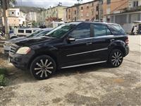 MERCEDES BENZ ML320 <<shitet&ndrrohet>>