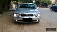 BMW Seria 7 benzin gaz