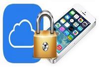 Zhbllokim Apple nga Icloud Account