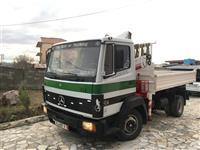 U SHIT Mercedes 814  I Sapo Targuar
