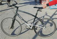 Shitet biciklete Decathlon trup alumini