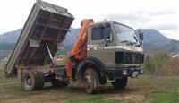Kamion benz 16 22 4x4