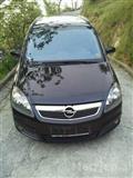 Opel Zafira 1.9 CDTI -05 6 1 diesel targa AA