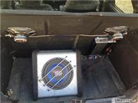 Sistem music full,guver amplifikator,2 bokse,kas..