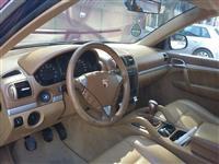 Porsche Cayenne benzin+gaz