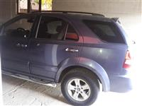 KIA Sorento 4WD 2.5 manual
