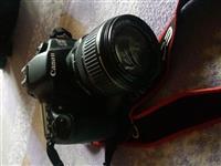 Canon 60D plus lente 17-85mm 5.6 plus lente 50mm