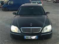 Mercedes Benz S 500 L