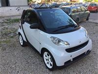 Smart 1.0 benzin turbo F1 full option