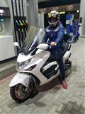 Motor Kumco 500cc