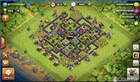 Clash of Clans- Baze