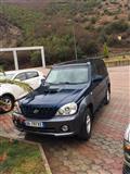 Hyundai terracan 2.5 naft