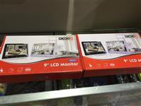 2 Monitor LCD 9 inch per kamera