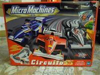 Micromachines Formula 1