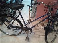 shitet biciklet ose nderrohet