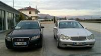 Audi a4 .2006.(c klas 200. Fulll..2002