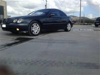 MERCEDES CL500 Benzin-FULL OPTIONS