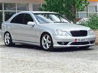 Mercedes C270 Manual
