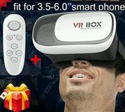 Virtual Reality Glasses + Remote Control