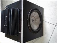 Shitet Wufer 300w + Amplifikator 300w